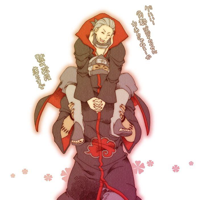 Naruto - Kakuzu x Hidan - KakuHida