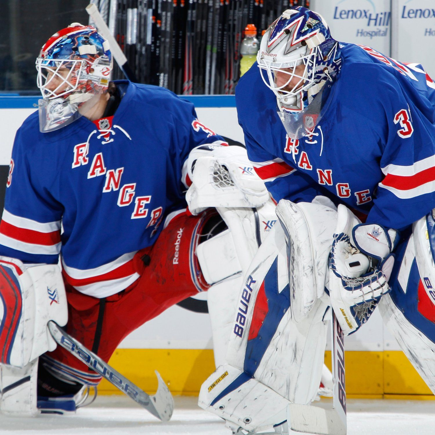 Why More Starts For Cam Talbot Is Best For Henrik Lundqvist And The