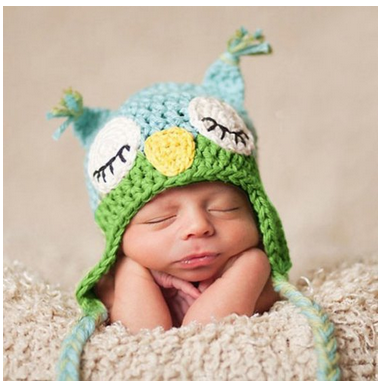 adorable baby owl knit hat 5 19 shipped free baby owl knit