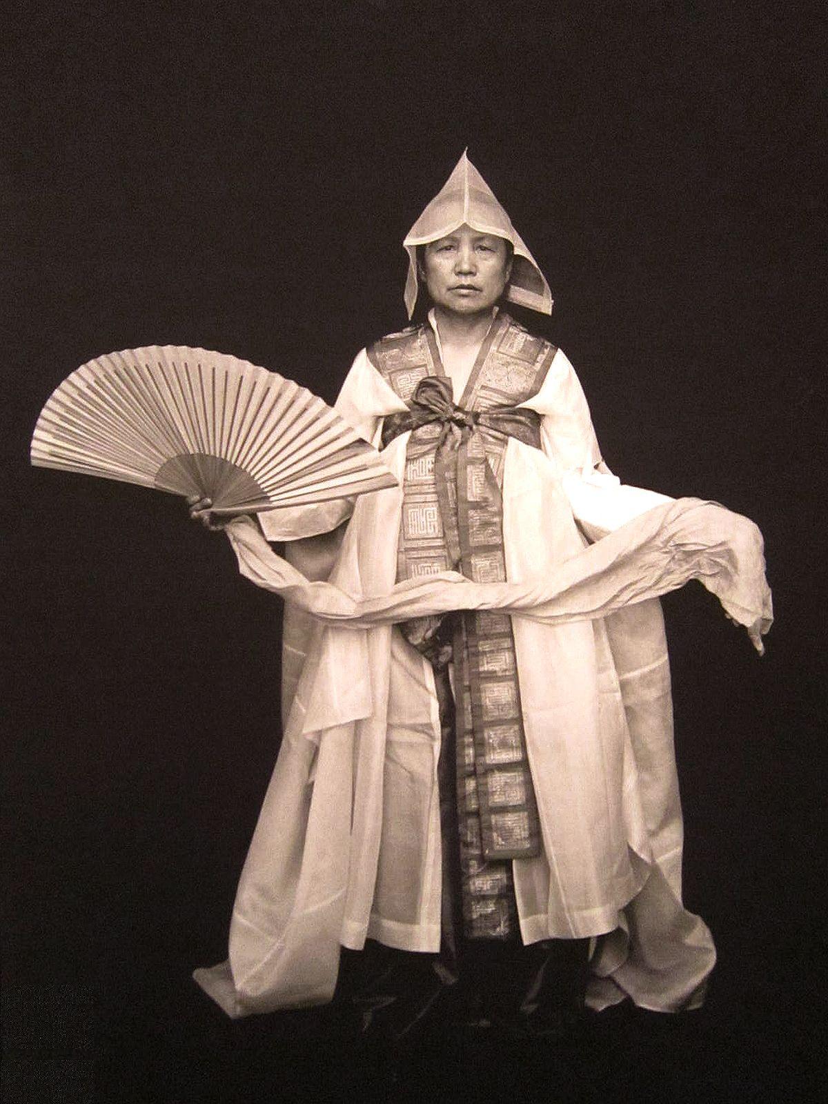 50cab0937 Korean Shaman (1930s) …   Tribes of planet Earth   Korea…