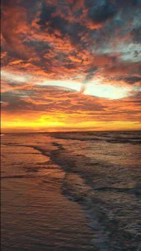 Sunrise in Sanibel Island Florida 10/2013