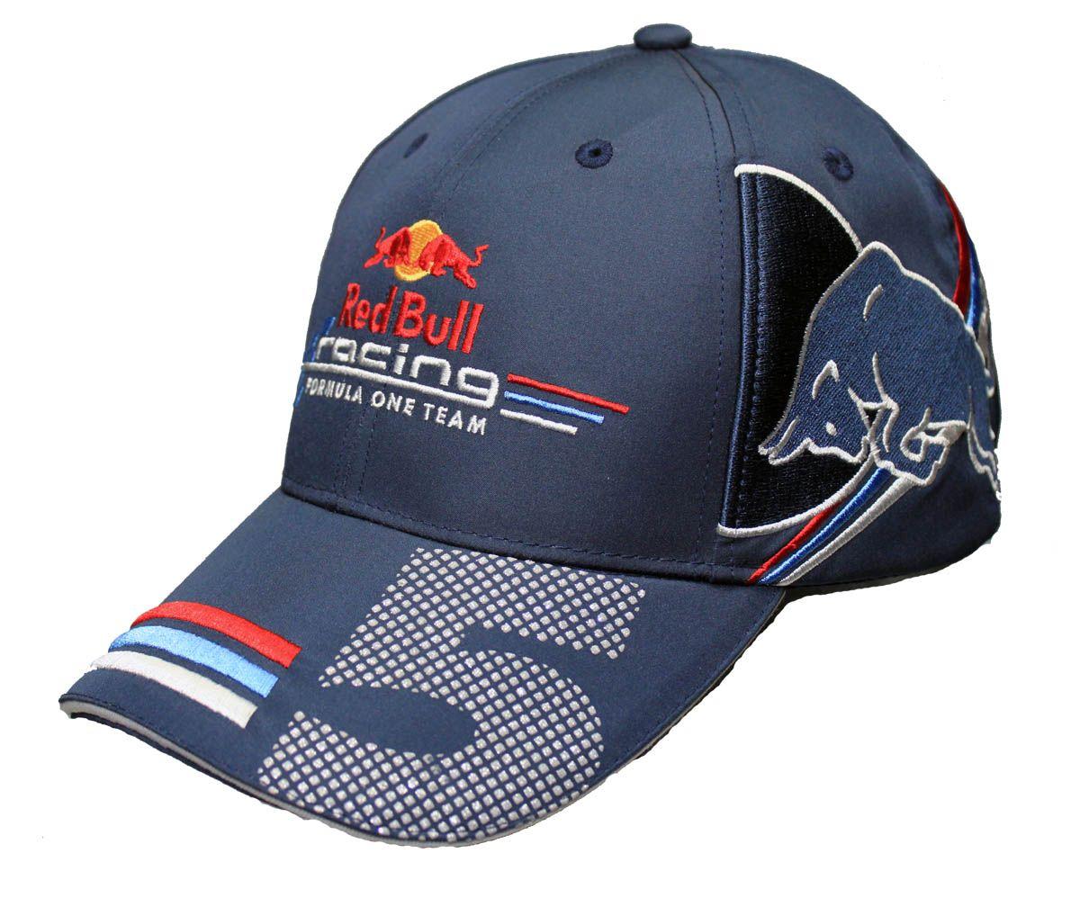 d19b871fb8d3d Cap Formule 1 Red Bull Racing F1 Sebastian Vettel Gorras
