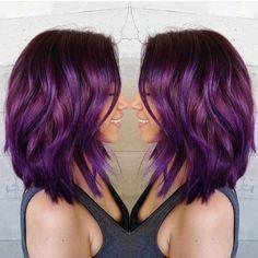Purple Plunge by masey.cheveux hotonbeauty santé