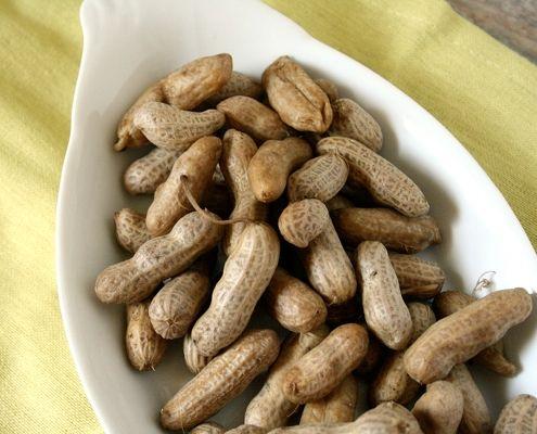 Boiled Peanuts Recipe Boiled Peanuts Snacks Raw Peanuts