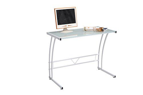 LumiSource OFDTMBITSGL W Sigma Workstation White * Check out this great product.Note:It is affiliate link to Amazon.