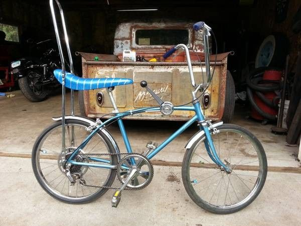 7acb091b6da Cool bike!! schwinn stingray fastback 5speed - $400 for Sale in Duluth,  Minnesota Classified | AmericanListed.com