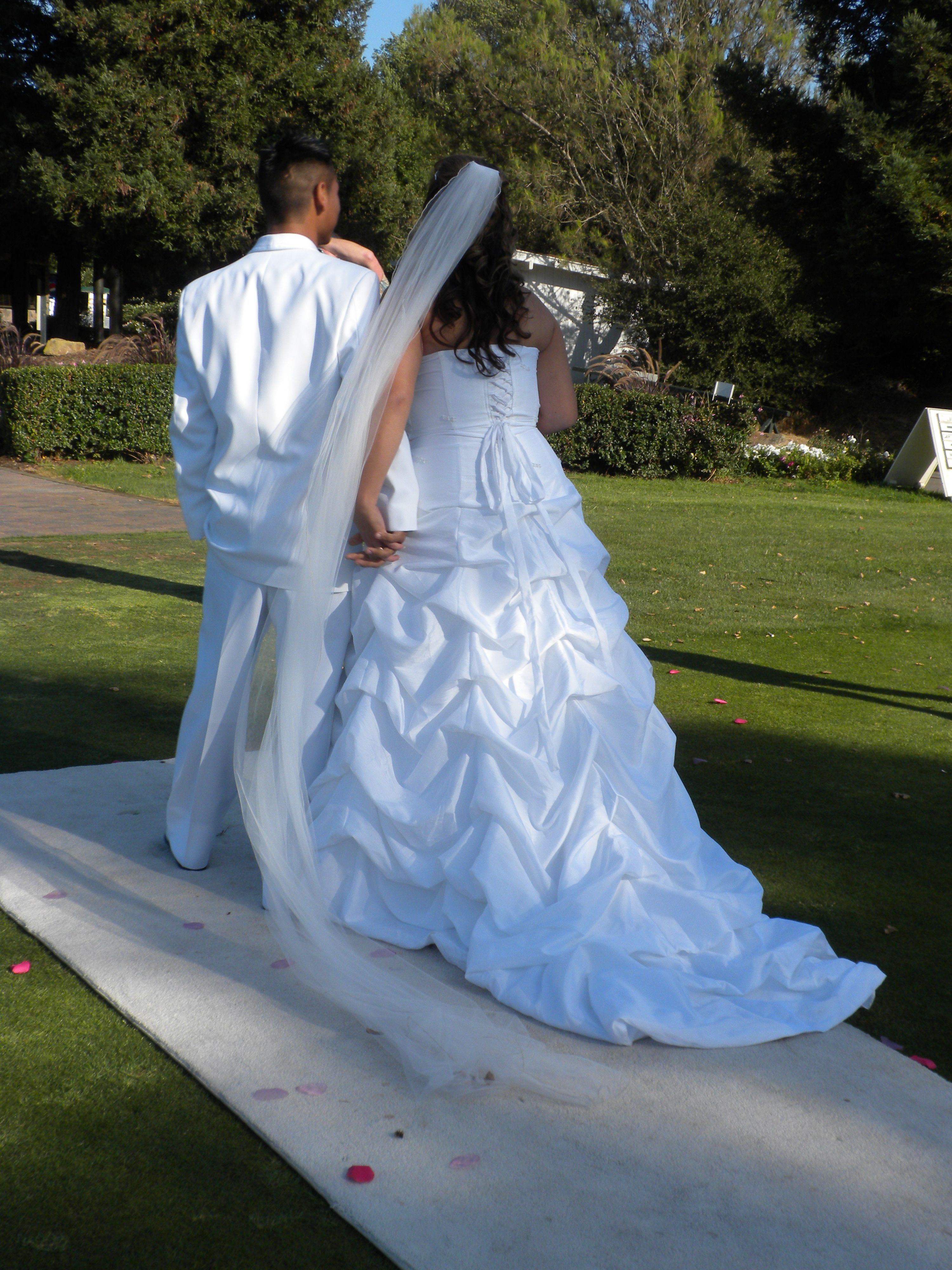 Chardonnay Country Club Veil Cord And Coins Traditional Filipino Wedding Ceremony By Senior Pastor