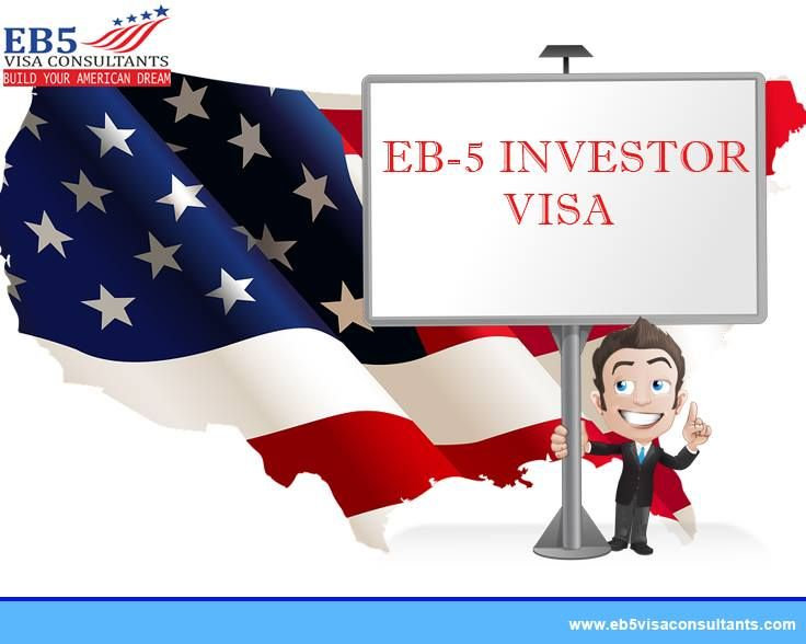 Get usa green card through eb5 investor visa www