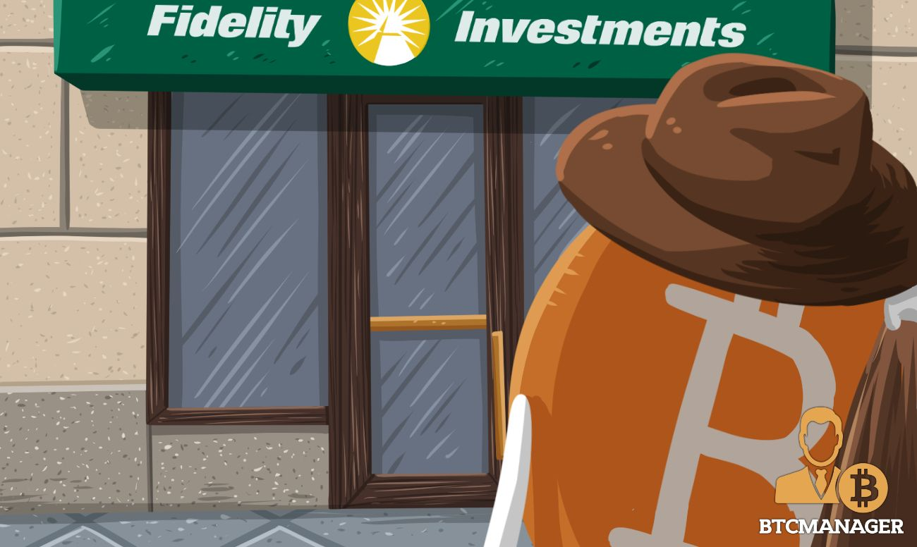Fidelity to Cater to Institutional Appetite for Bitcoin