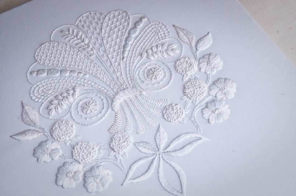 Candlewick Embroidery Designs | Starbird Inc Embroidery Design Pack Snowflake Whitework Design ...