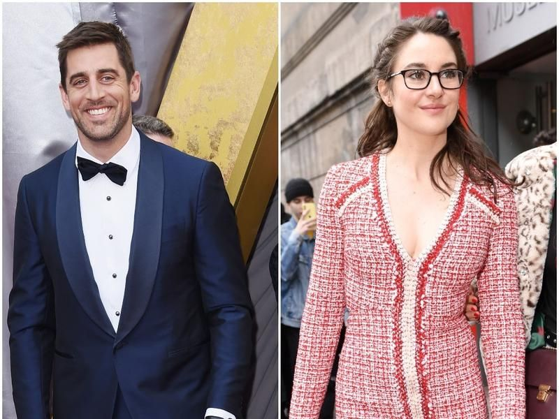 What Is The Age Difference Between Aaron Rodgers And His Rumored Girlfriend Shailene Woodley News Break In 2020 Aaron Rodgers Shailene Woodley Shailene