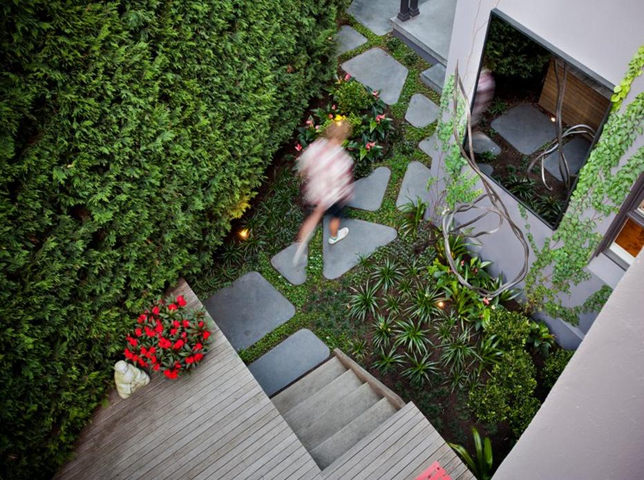 By pepo botanic design favarite garden pinterest for Courtyard garden designs australia
