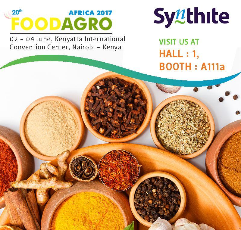 FoodAgro Kenya in Nairobi is an international trade fair for food