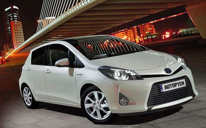Cheapest U0026 More Efficient Toyota 2013: Toyota Yaris U2014 Review