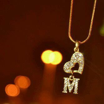 Pin By Mlak On Letters Stylish Alphabets Jewelry Heart Locket