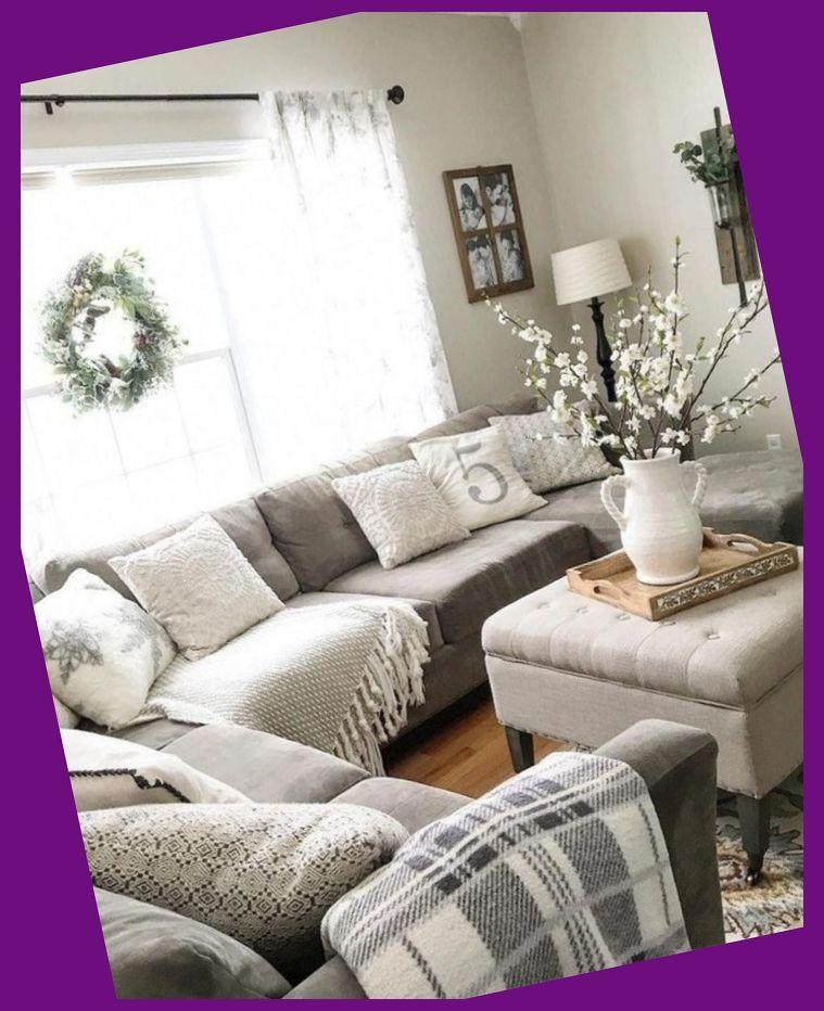 67 cozy farmhouse living room decor ideas 45  cheap