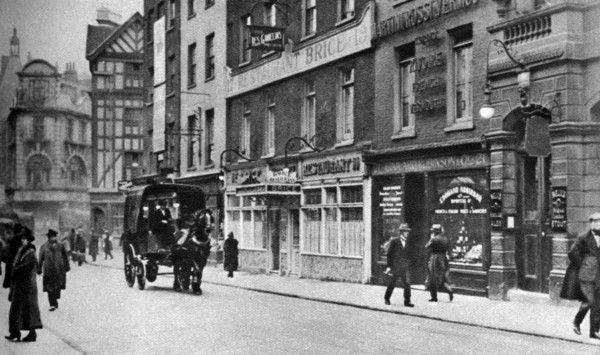 Old Compton Street Soho London Compton Street Soho London London