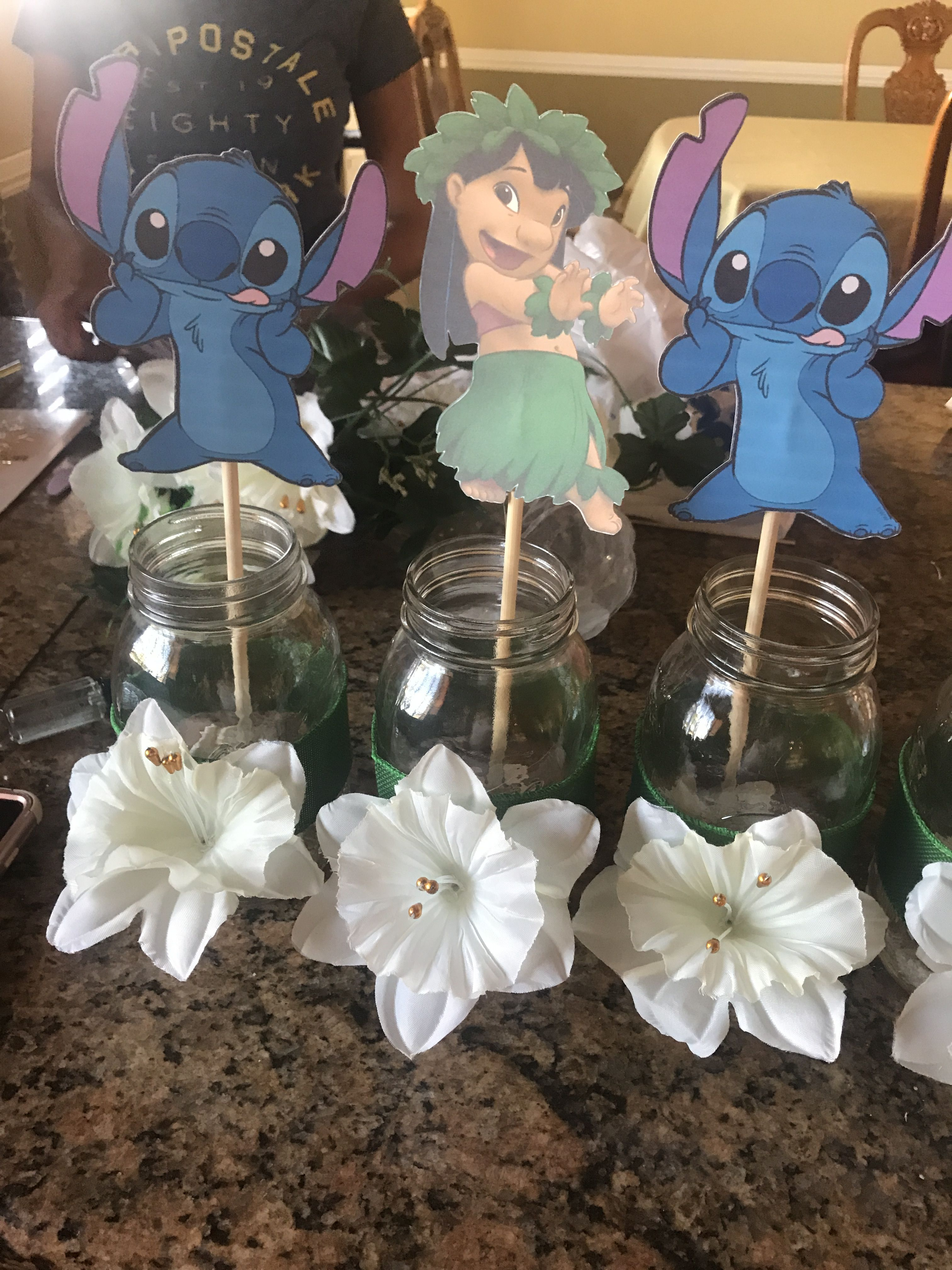 Lilo And Stitch Juli 1st In 2019 Birthday Party