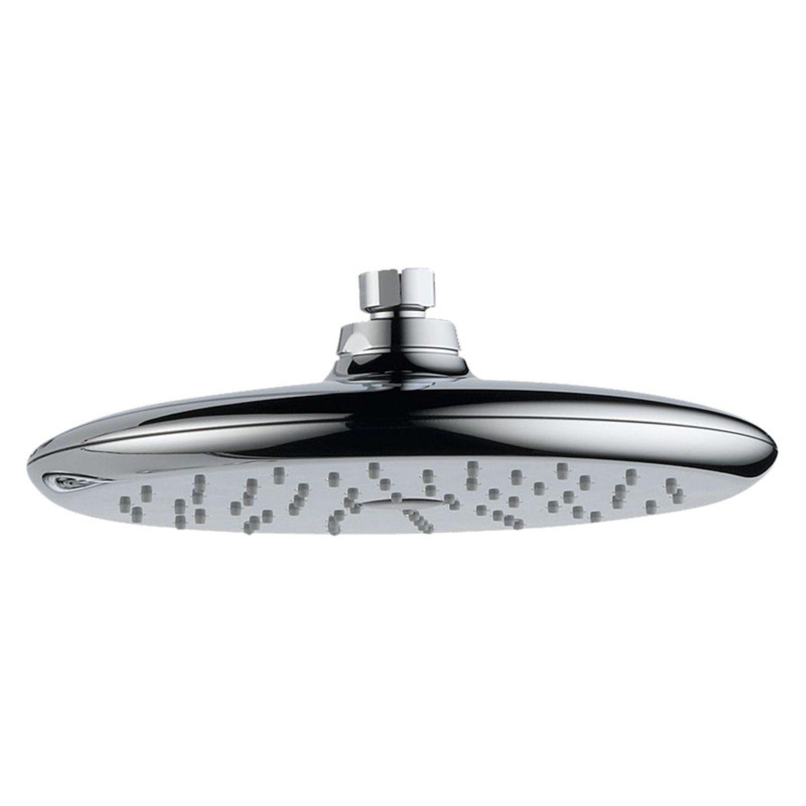 Delta Lahara 52382 Touch Clean Raincan Shower Head Rain Shower