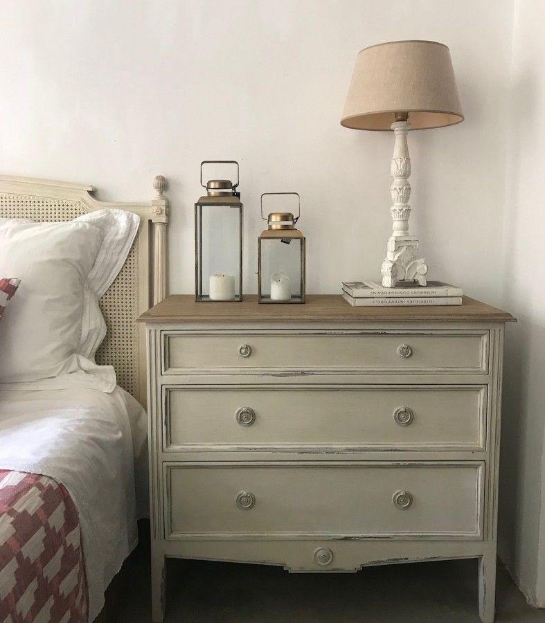 Comoda Francesa Tres Cajones Ideas De Muebles Pintados Diseno Interior De Dormitorio Comodas Dormitorio