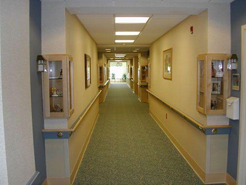 Corridor Design: Corridor Design For Dementia - Google Search