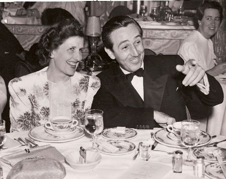 Lillian Disney - Benefactor of Walt Disney Hall | Lillian disney, Walt  disney, Walt disney pictures
