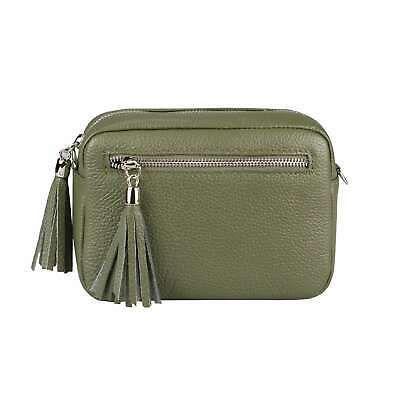 Photo of buy ITALYSHOP24.COM ITALY LADIES real LEATHER BAG Crossbody shoulder bag school …