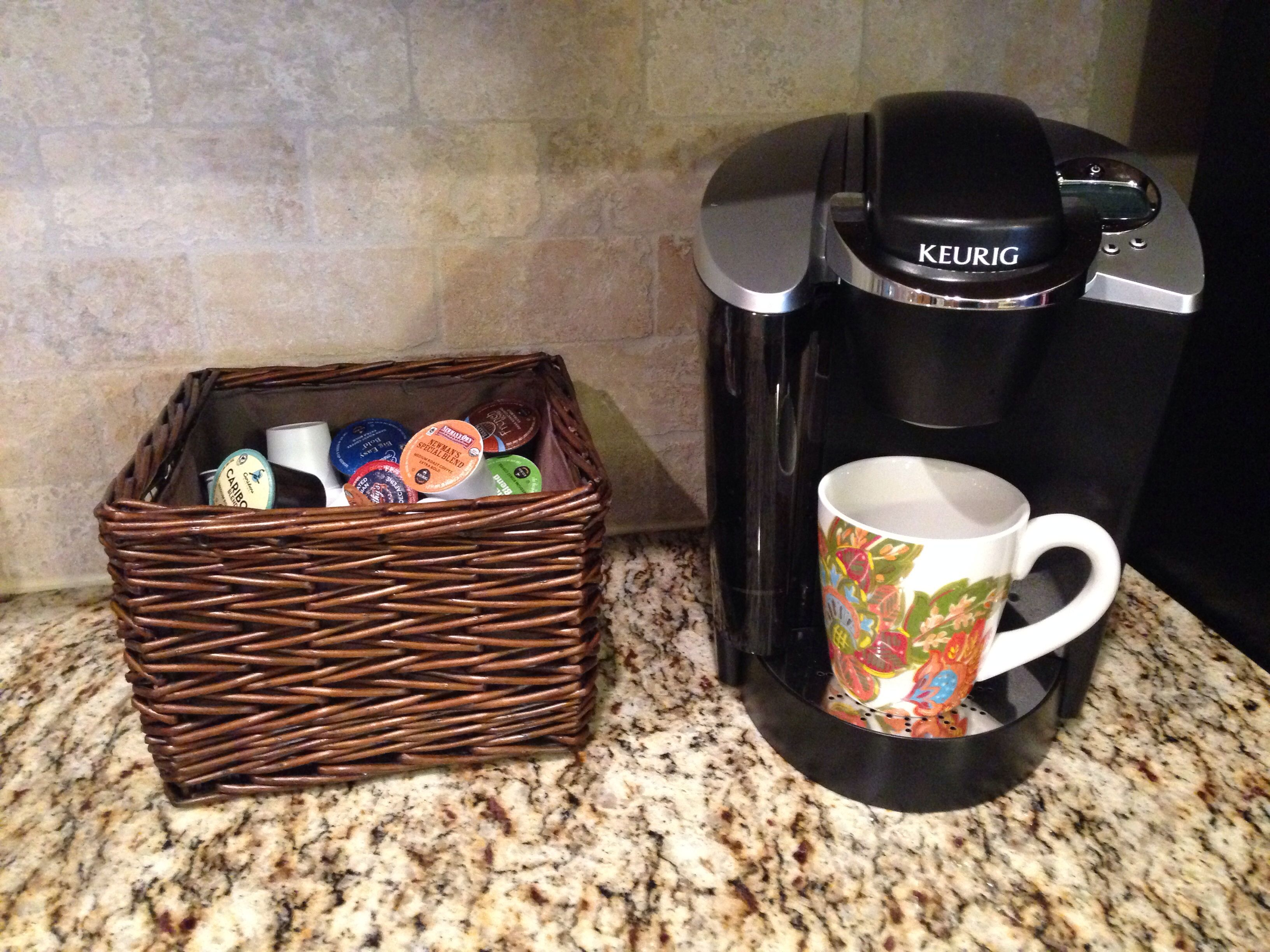 Keurig...one Of My Favorite Gifts From Will This Christmas!