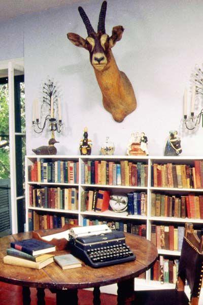 Hemingways house - Key West, Florida