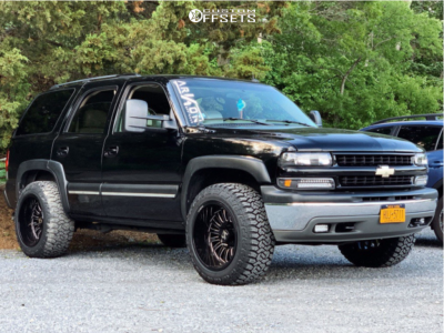 2002 Chevrolet Tahoe Arkon Off Road Alexander Fury Offroad Country
