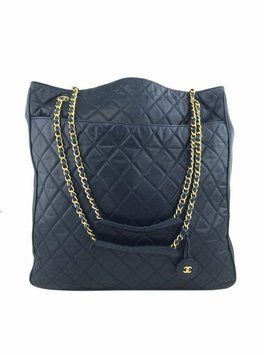 50e3c81afbf5 Chanel Vintage Lambskin Leather Cc Tassel Large Tote Shoulder Bag. Get one  of the hottest styles of the season! The Chanel Vintage Lambskin Leather Cc  ...