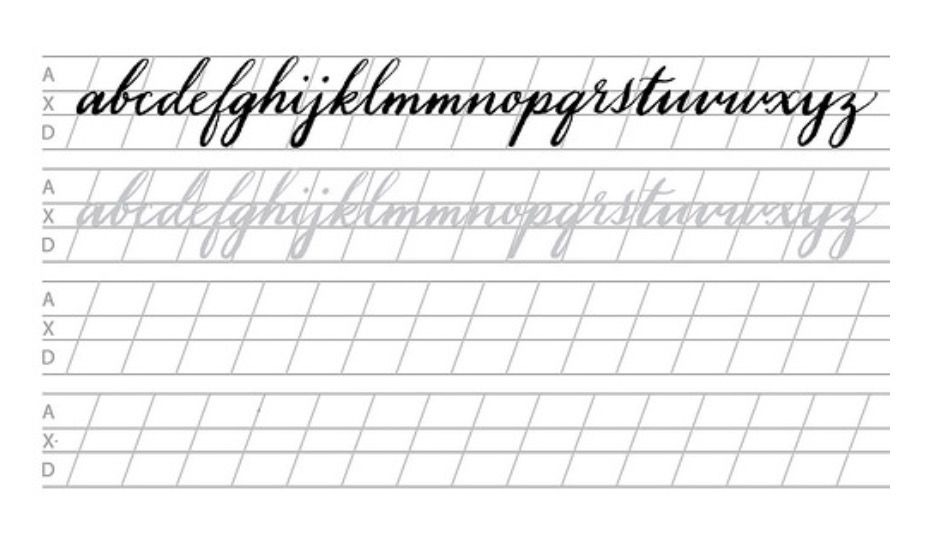 Pin von Monika Mondry auf brush lettering | Pinterest