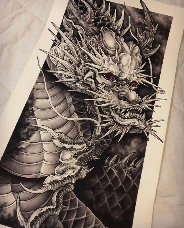 THE IMPERIAL INK 🐉 (the_imperial_ink) • Фото и видео в