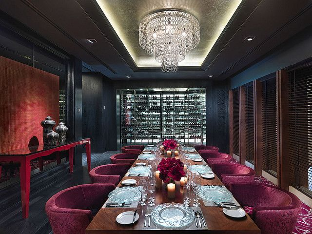 Nice Lyon Private Dining Room   Mandarin Oriental, Jakarta, Indonesia