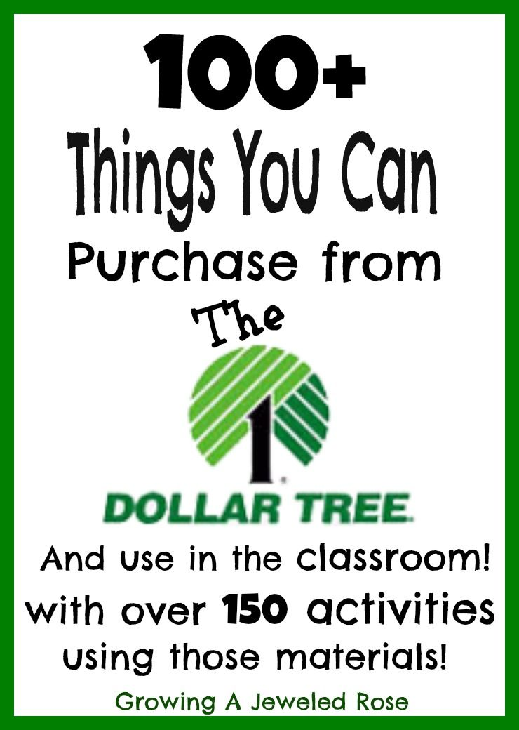 100 Things You Can Purchase from the Dollar Tree and Use in the – Dollar Tree Application Form