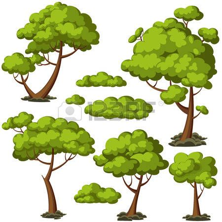 Pin By Joy Brown On For Parker Cartoon Trees Tree Illustration