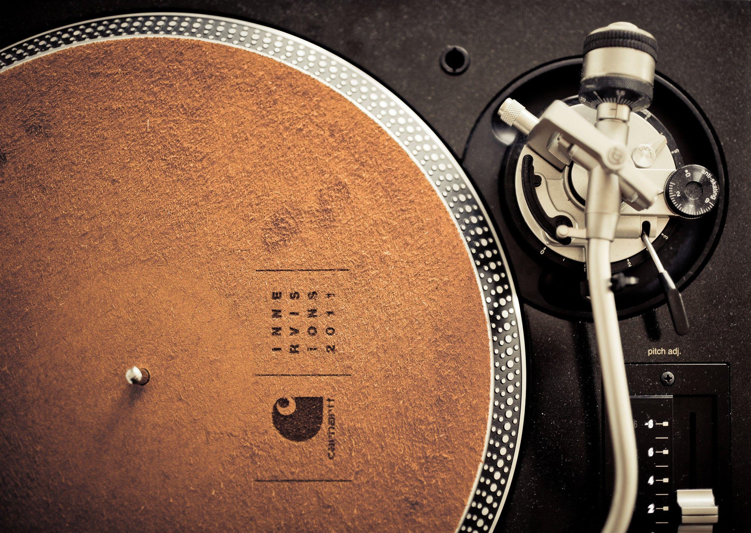 Music Vinyl Wallpaper