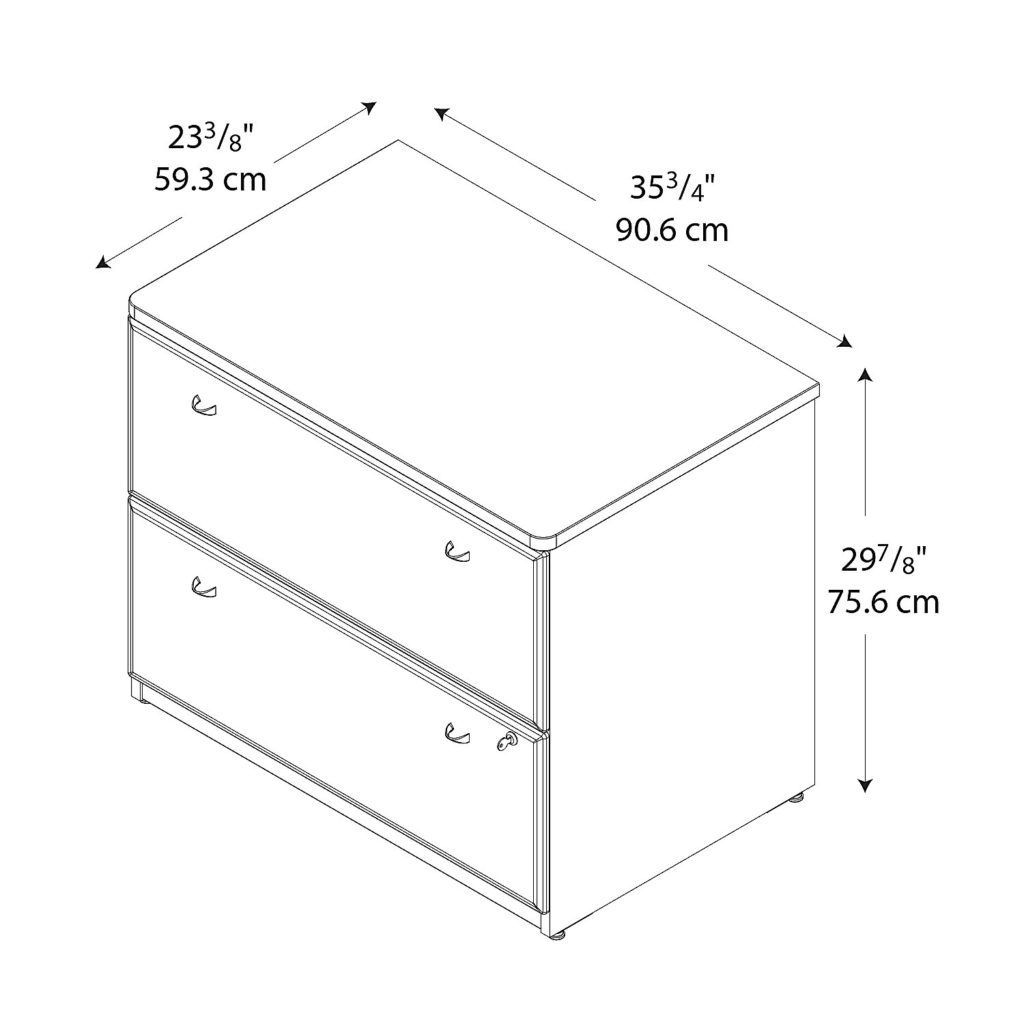 Superbe Lateral Filing Cabinet Size