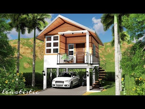 Amakan House Design Philippines 28sqm