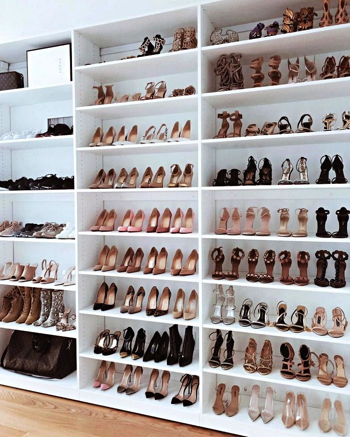 idee rangement chaussure dressing