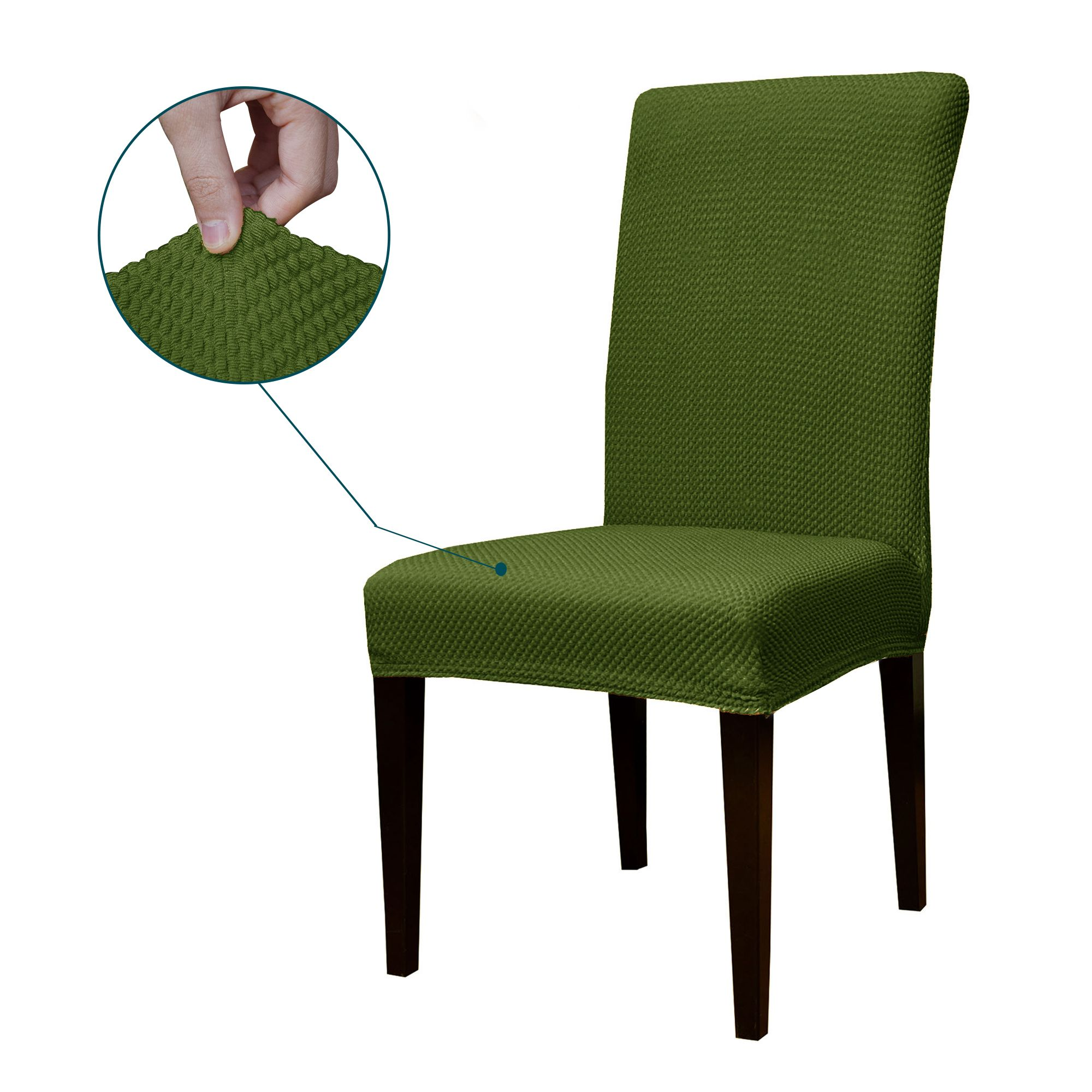 Dining Room Chairs Chair Slipcovers Rooms Covers Diamond Pattern Bleach Master Bedrooms Spandex Cold