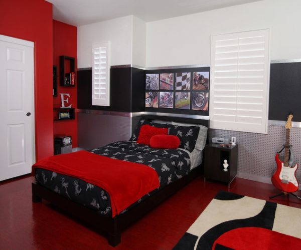 Good Cool Boys Room Paint Ideas For Colorful And Brilliant Interiors