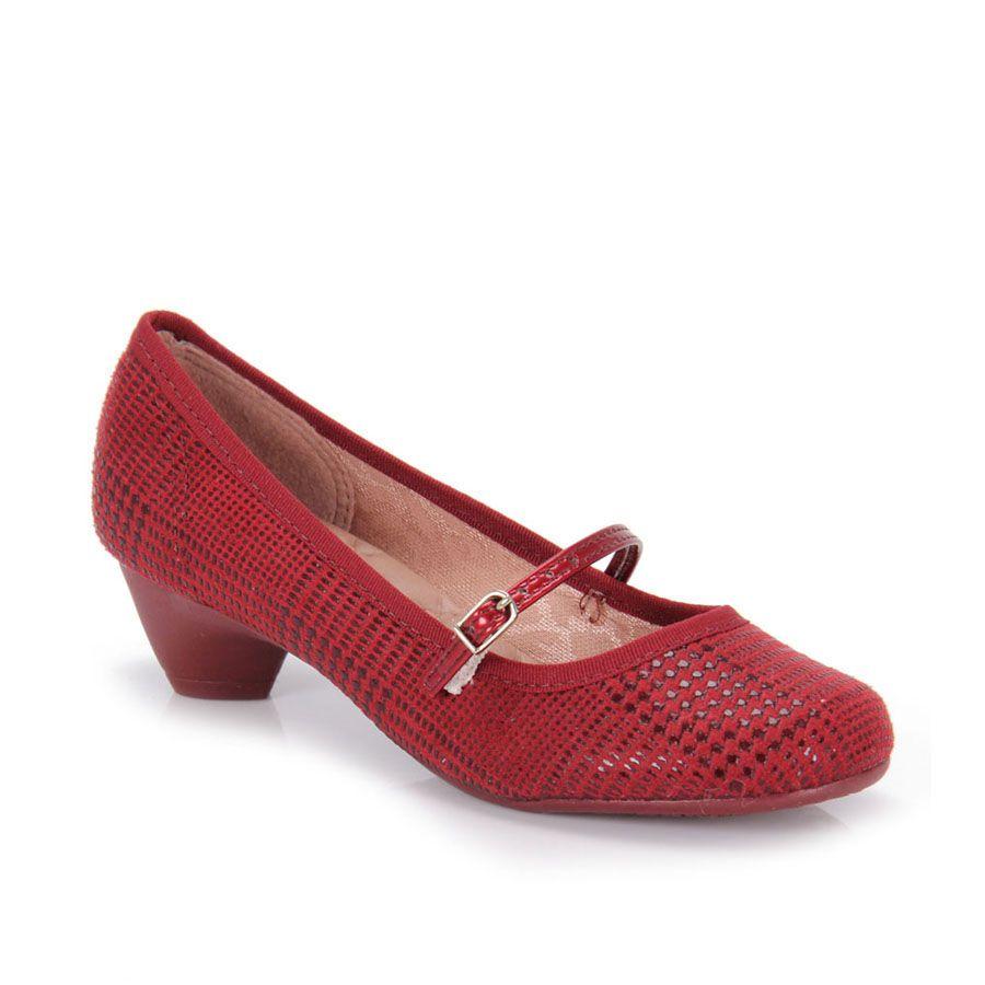 806aadd21 Sapato Infantil Feminino Molekinha 2032515 Tam 27 Ao 34 - Vermelho - Passarela  Calçados - Calçados online