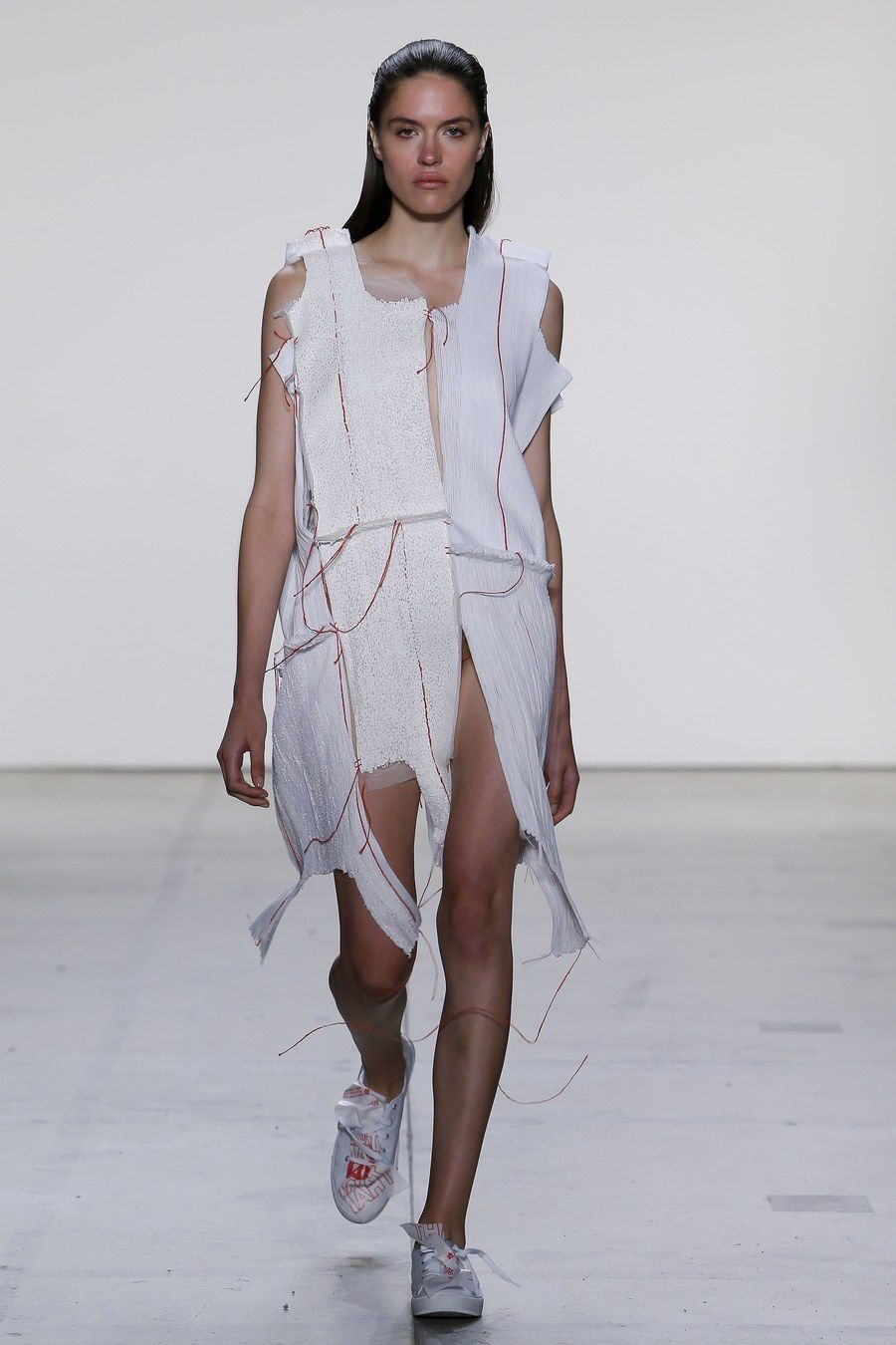 Parsons Mfa Spring 2018 Ready To Wear Fashion Show