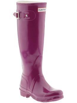 Hunter boots, Hunter rain boots