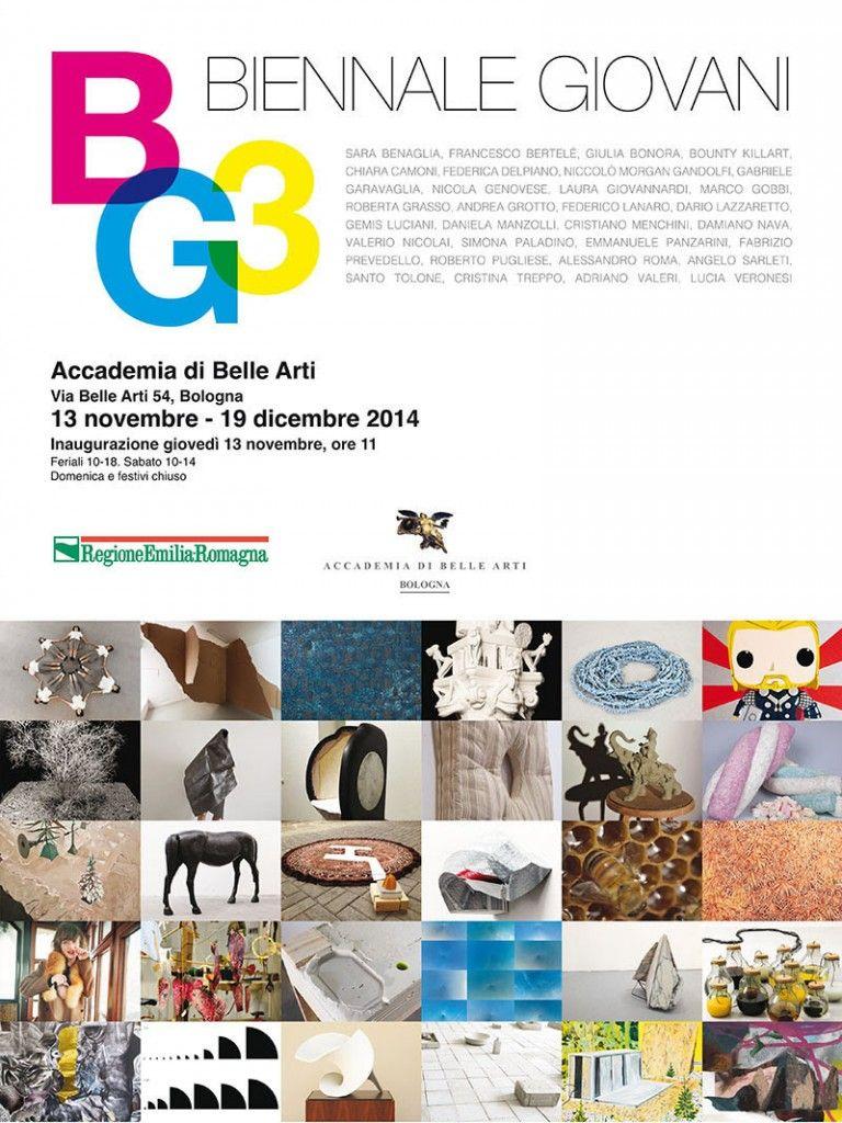 Bg3 Biennale Giovani A Bologna Bologna Oggi Bologna 13 Novembre Oreo