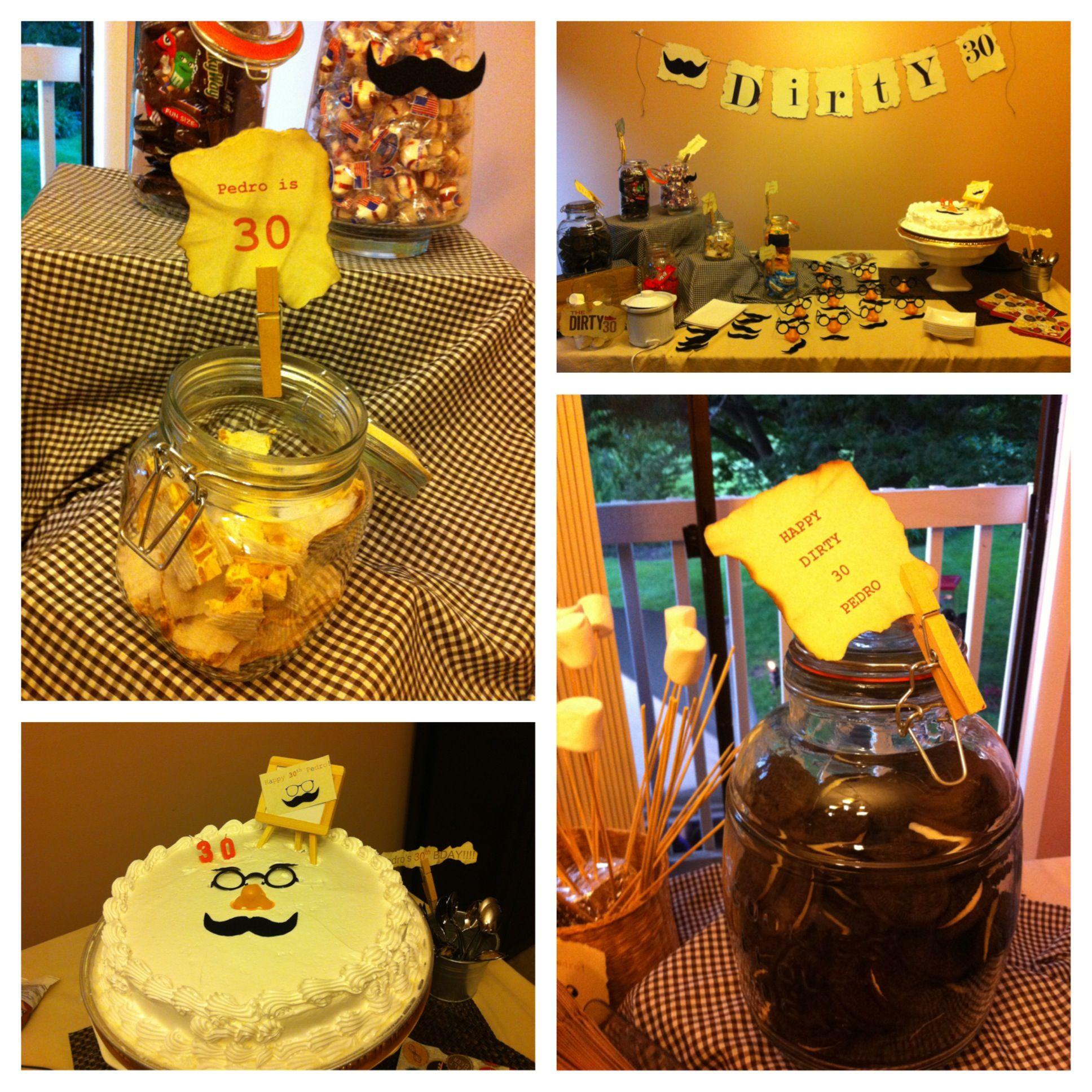 30th birthday party Birthday dinner party, 30th birthday