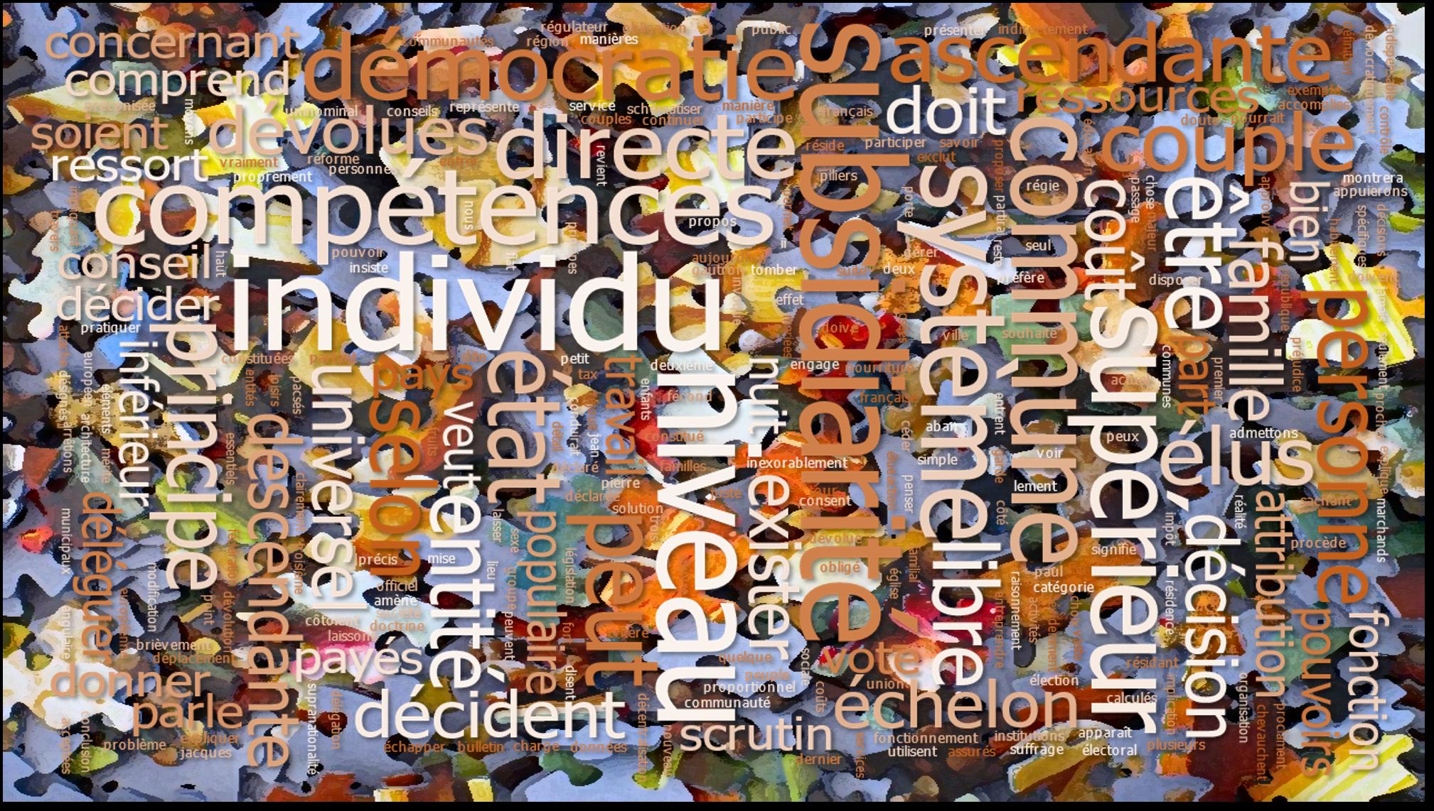 Subsidiarité