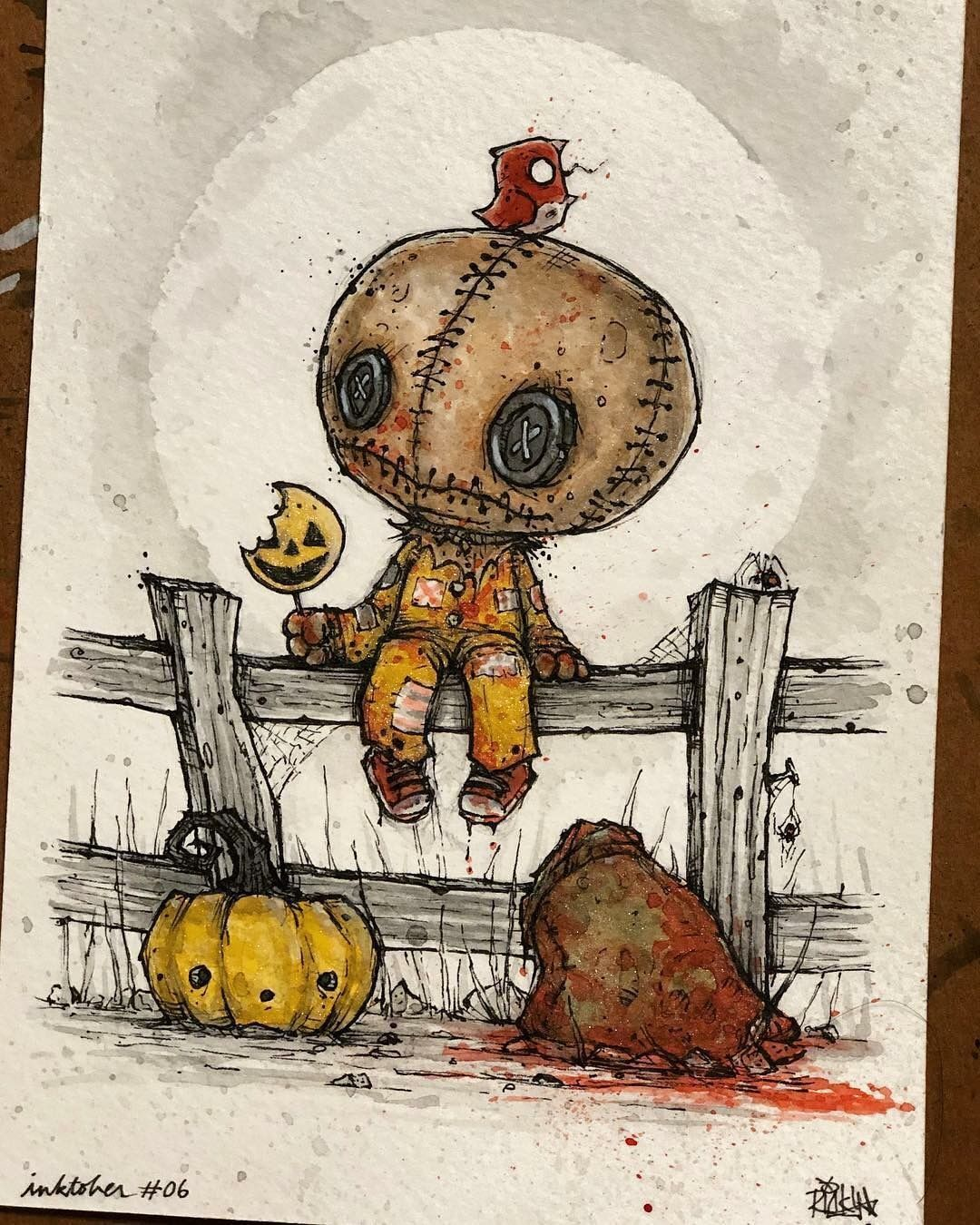 Pin By Michele Ashe On Nice Tats Creepy Drawings Scary Drawings
