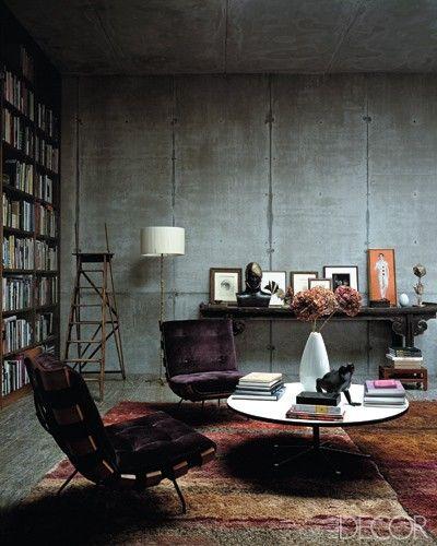 Wnętrza, moda, gotowanie, ślub - Lovingit.pl: 11 inspirujących salonów w stylu industrialnym-loving it!